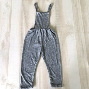 Zara knit jumpsuit Soft Collection